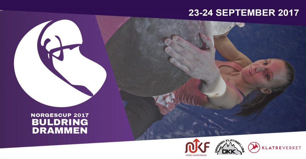 Norgescup i buldring 23. og 24. september